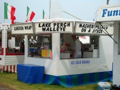 119 - port clinton walleye festival