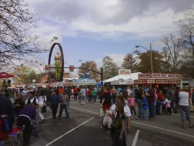 Geauga County Maple Festival - Chardon
