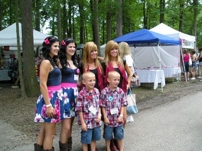 Twins Day Festival - Twinsburg