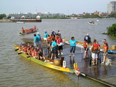 Great Maumee Dragon Boat Festival - Toledo