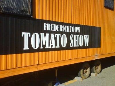 68 - fredericktown tomato show