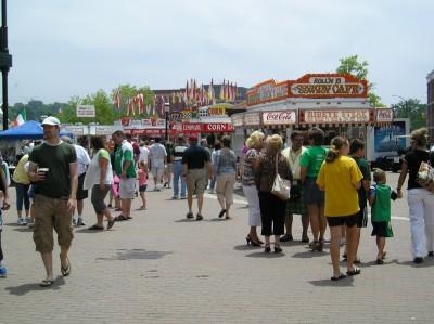 Riverfront Irish Festival - Cuyahoga Falls