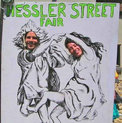 Hessler Street Fair - Cleveland