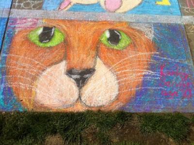 21 - medina chalk art festival