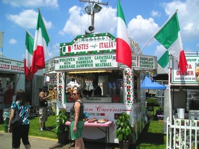 stark county italian american festival canton