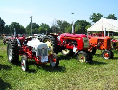 Northwest Ohio Antique Machinery Show - Findlay