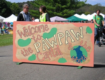 ohio pawpaw festival albany athens