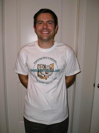 ohio festival shirt