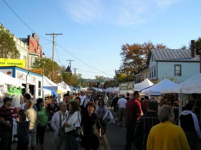 Sauerkraut Festival - Waynesville