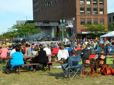 Downtown Canton Blues Festival