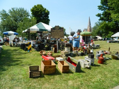 14 - Antique Festival Loudonville