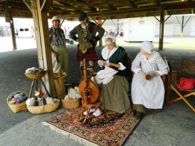 19 - Ohio Scottish Games and Arts Festival - Wellington