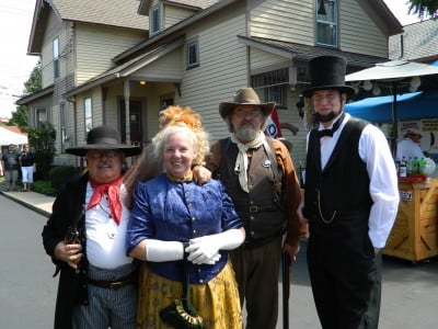 Olmsted Heritage Days - Olmsted Falls