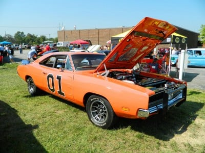 Hillbilly Festival and Classic Car Show - Broadview Heights