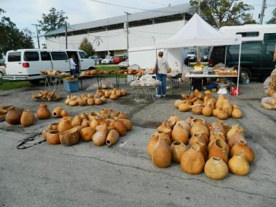 Ohio Gourd Show – Delaware