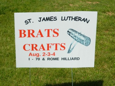 Brats and Crafts Festival – Columbus