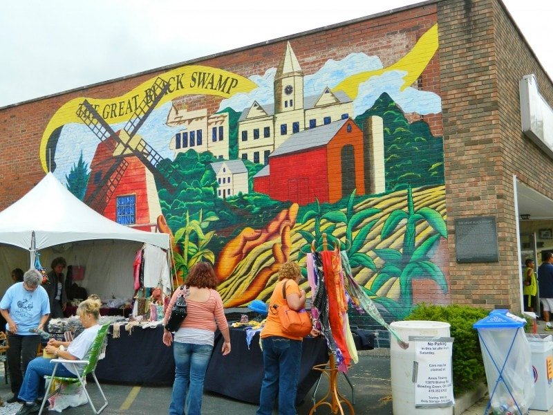Black Swamp Arts Festival - Bowling Green