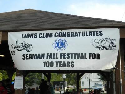 Seaman Fall Festival