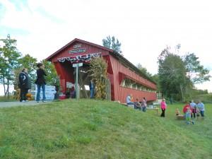 Union County Covered Bridge Bluegrass Festival – North Lewisburg