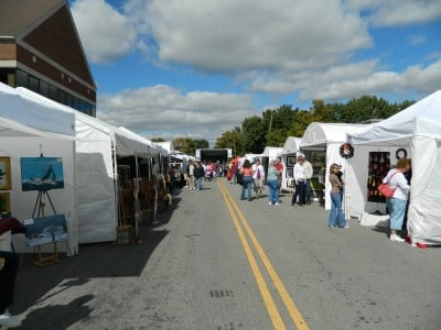 Arts in the Alley – Grove City