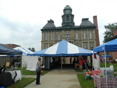 Holmes County Antique Festival – Millersburg