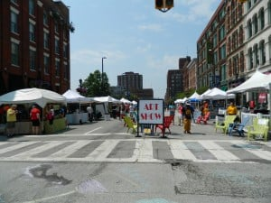 Warehouse District Street Festival - Cleveland