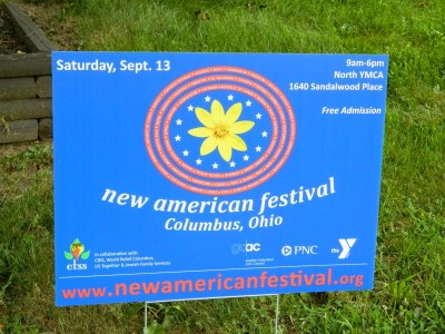 New American Festival - Columbus