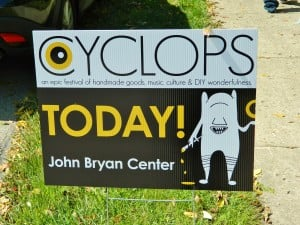 Cyclops Fest – Yellow Springs