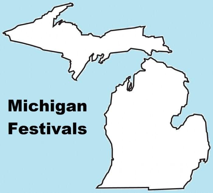 2020 Michigan Festival Schedule