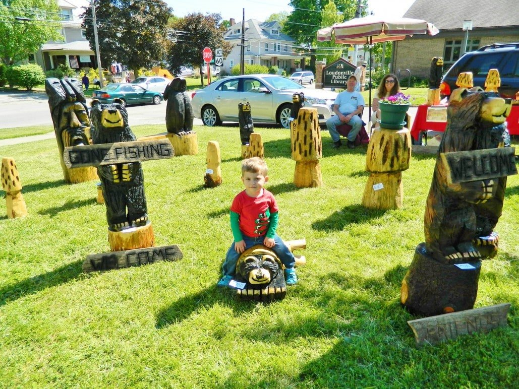 Mohican Traditions Arts and Craft Festival - Loudonville