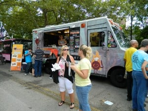 Springfield Rotary Gourmet Food Truck Competition