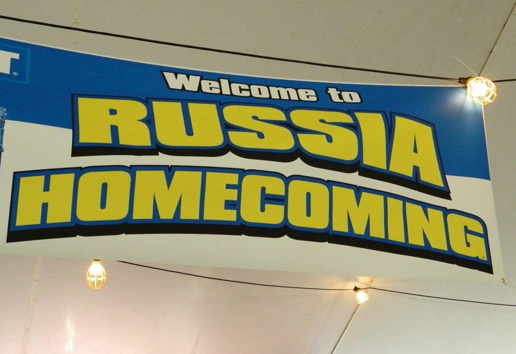 Russia Homecoming Festival