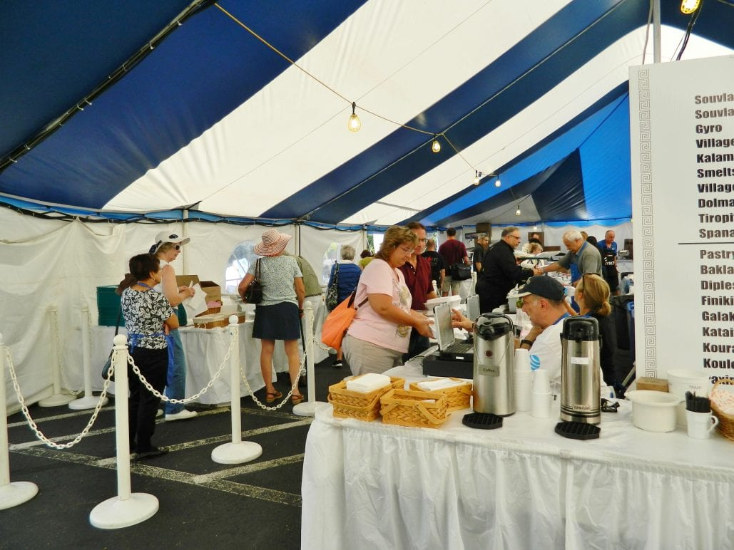 Greek Festival - Akron