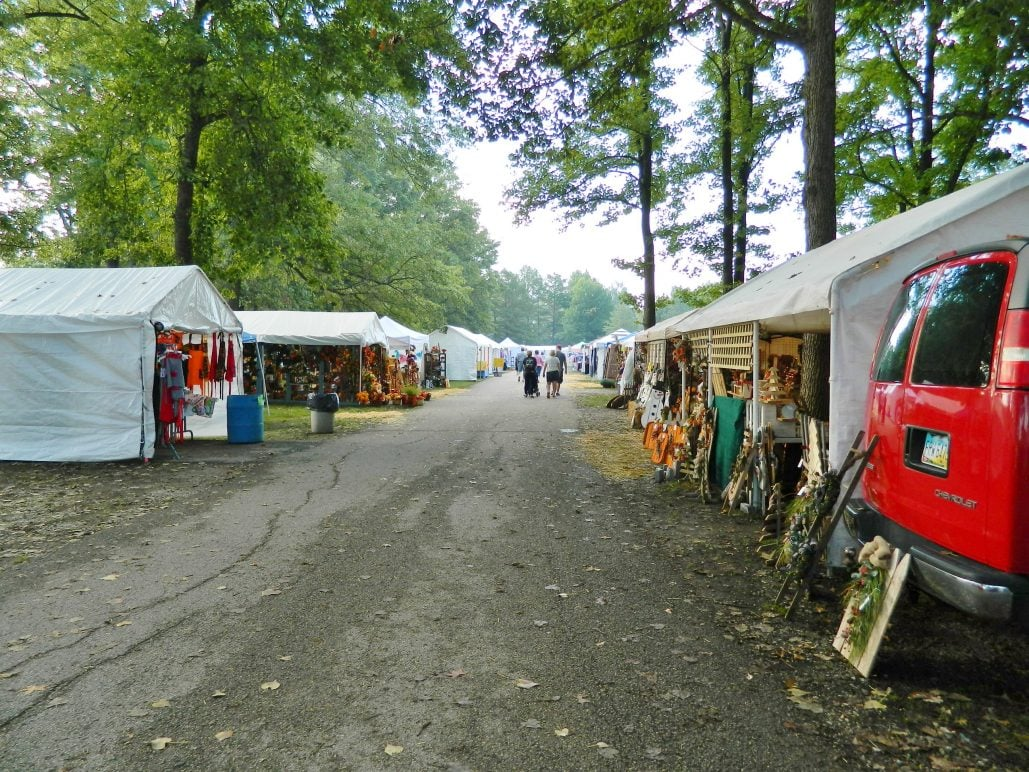 Fall Festival at Lake Loramie State Park – Minster