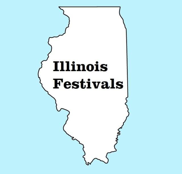 2019 Illinois Festival Schedule