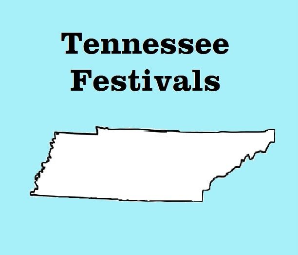 2019 Tennessee Festival Schedule
